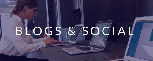 Blogs & Social