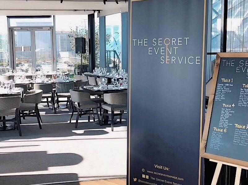 Secret Business Lunch
