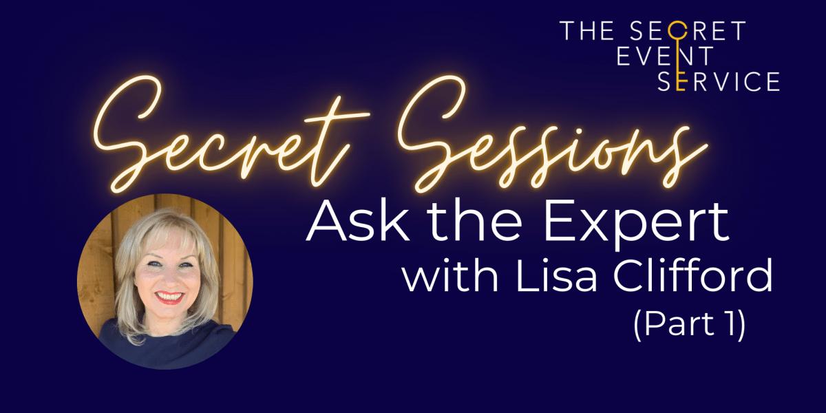 Secret Sessions Lisa Clifford P1