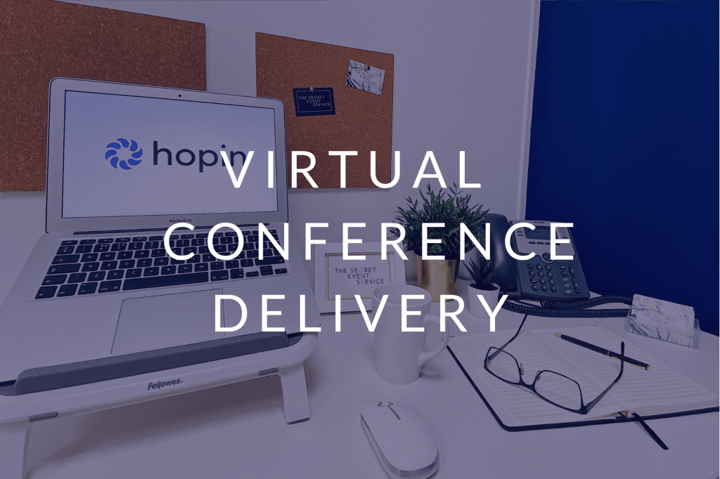 Virtual Conference Delivery