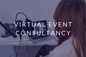Virtual Event Consultancy